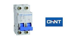CHINT 41221 INTERRUTTORE MAGNETOTERMICO 10A 1P+N 4,5 KA