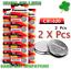 CR1620-3V-Lithium-Coin-Button-Cell-Battery-2-x-Panasonic thumbnail 1