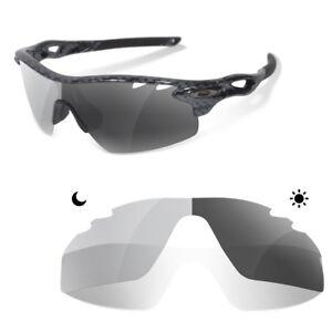 2b1f90989f SURE Lentes de Recambio para gafas de sol Oakley Radarlock Ventilada ...