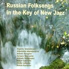 Russian Folksongs in the Key of New Jazz by Various Artists (CD, 2012, Leo Records (Jazz - Import))