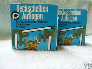 deckscheiben-Almohadillas-2-VARIANTES-alguna-vez-4-piezas-DDR-producto-nuevo-en