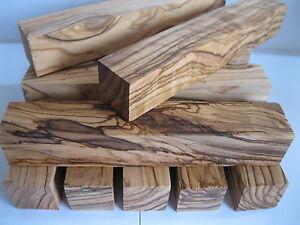 10 Bethlehem Olive Wood Pen Blanks 7 8 Quot X 7 8 Quot X 5 25