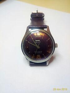 Orologio-meccanico-HMT-PILOT-MANUALE-Vintage-watch-india