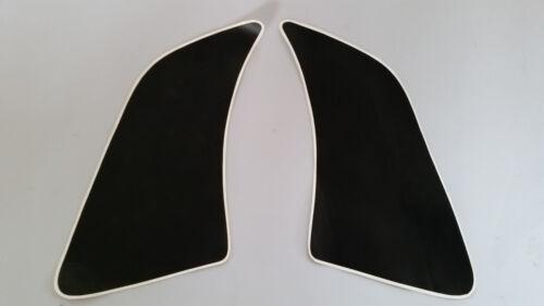 Porsche 997 desprendimiento diapositiva desprendimiento protección negro lámina set Black Edition