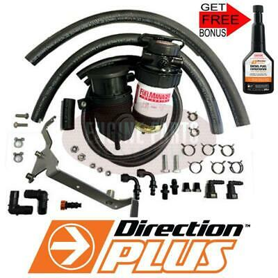 ProVent Ford Ranger Mazda BT-50 3.2L oil catch can Fuel Manager Kit