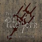 Second Anthology [Digipak] by Project Pitchfork (CD, Mar-2016, 2 Discs, Trisol)