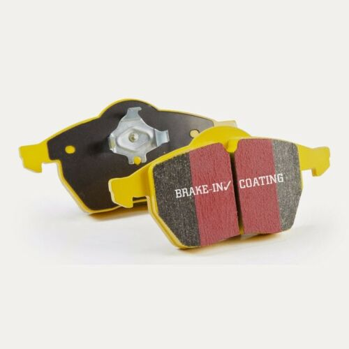 EBC Yellowstuff VA DP4817R für MG MGF 1,8 i VVC Cabriolet RD 10//01-03//02