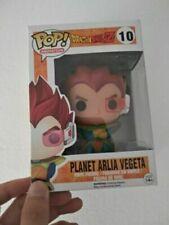 Dragonball Planet Arlia Vegeta Goku Funko Pop Vinyl Z #10 Figure Toy