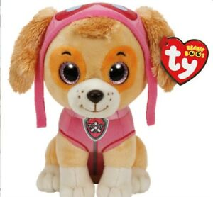 Ty Beanie Babies 41210 Skye The Cockapoo Paw Patrol for sale online ... 6ca45ff6042