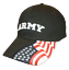 Rockpoint-Military-Navy-Air-Force-Marines-Army-adjustable-cap-USA-flag thumbnail 5