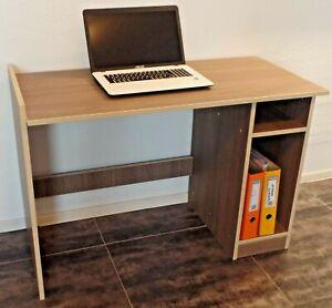 Schreibtisch-Schulerschreibtisch-Buromobel-PC-Tisch-Buromobel-Braun-CAFE