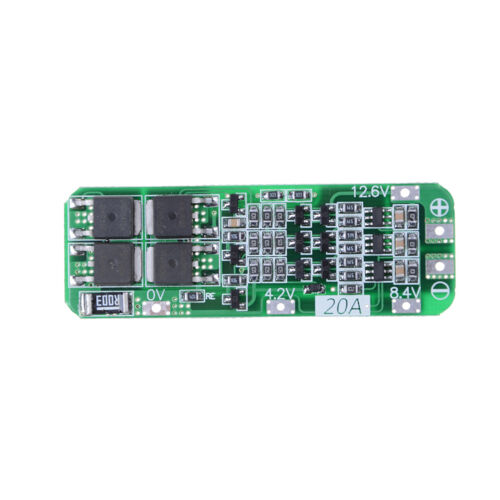 3S 20A 12.6V Cell 18650Li-ion Lithium Battery Charging BMS Protection PCB Board/_