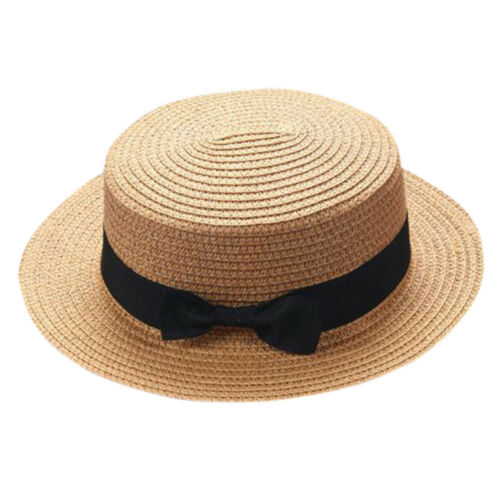 Mother/&Me Father Mother Cap Sun Beach Hat Children Breathable Straw Hat Kids Hat