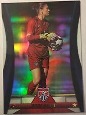 2015 Panini USA Soccer National Team Holofoil Foil #12 Hope Solo