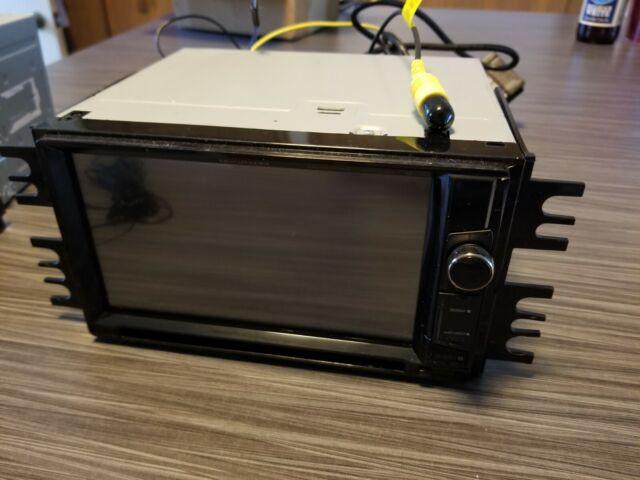 Kenwood Ddx7051bt Bluetooth Dvd Cd Player Car Radio Back Up Camera Touch Screen