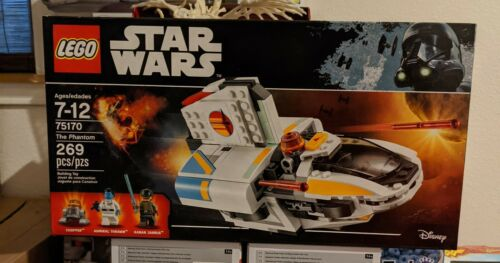 LEGO Star Wars The Phantom 75170 Rebels Admiral Thrawn Retired NEW