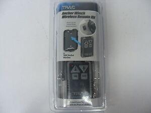 Trac anchor winch wireless remote kit