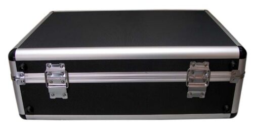 PROFTECH Quality Aluminium Tools Equipment//Brief// Case Box Large Size Black