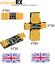 XT60-XT30-Smoke-Stopper-Resettable-Fuse-Reverse-Polarity-Continuity-Tester-RC-UK thumbnail 1