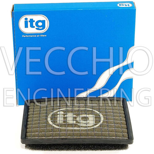 ITG Profilter Foam Air Filter BMW MINI One Cooper Gen 1 Up To 07//2004 Brand New