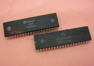 Details about Motorola MC6809P 6809,8BIT MPU x 10PCS