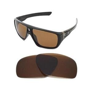 b948c7a6f2 Image is loading NEW-POLARIZED-BRONZE-REPLACEMENT-LENS-FOR-OAKLEY-DISPATCH-