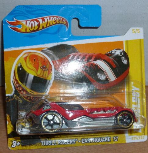 Hot Wheels Earthquake 12 Diesel Boy Short Card 245//247 2011 ***