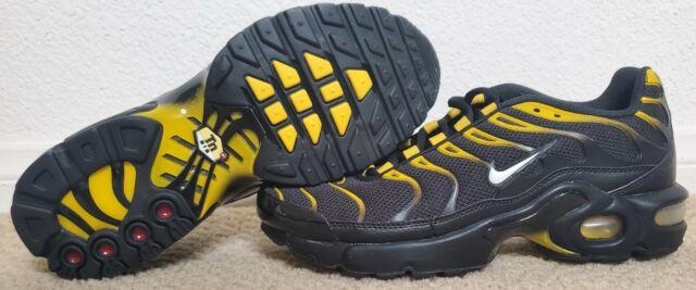 Nike Air Max Plus Tn1 Tuned Shoes Black