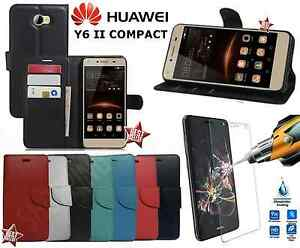 custodia a libro huawei y6 ii compact