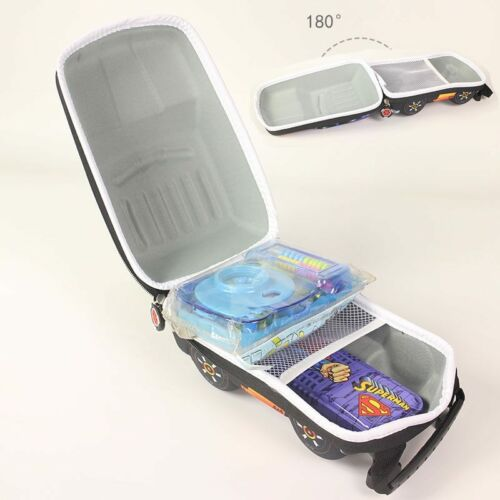 New Ozeren 3D Car shaped children school bags backpack for boys durable unique