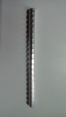 20 Anillas para Canarios de Aluminio Abiertas 3 mm para exoticos y silvestres