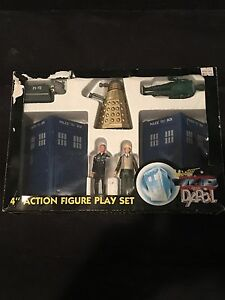 Doctor Who Dapol 7ème Édition Limitée Coffret Cadeau!