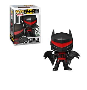 Batman Funko Pop Hellbat Big Apple Collectibles Exclusive #373 IN HAND MINT