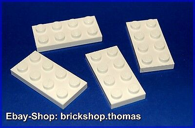 LEGO Platten dunkelgrau 20 Stück 1x4 363