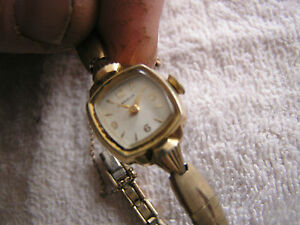 vintage caravelle watches women