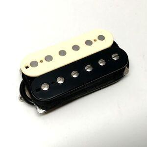 Suhr-Pete-Thorn-Signature-Thornbucker-Humbucker-Guitar-Pickup-BRIDGE-50-mm-Zebra