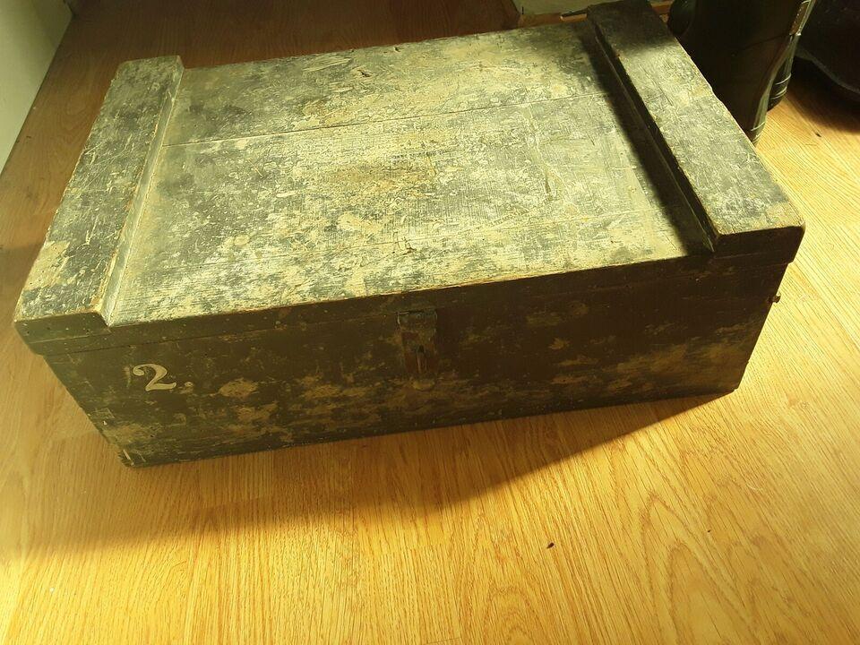 Militær, Militær kasse