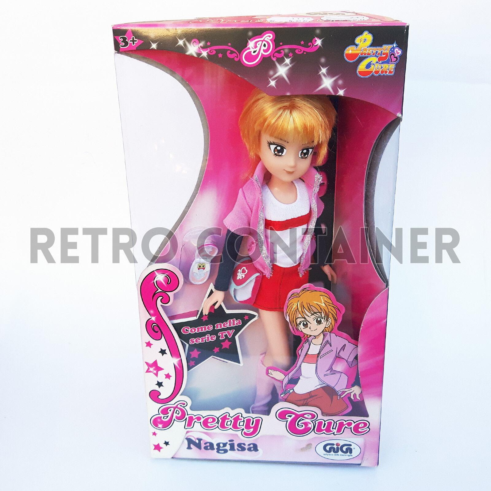 Japan Anime Pretty Cure PreCure PreCure PreCure Cure Nagisa Misumi Natalie Doll Bandai MISB MOC d10aad