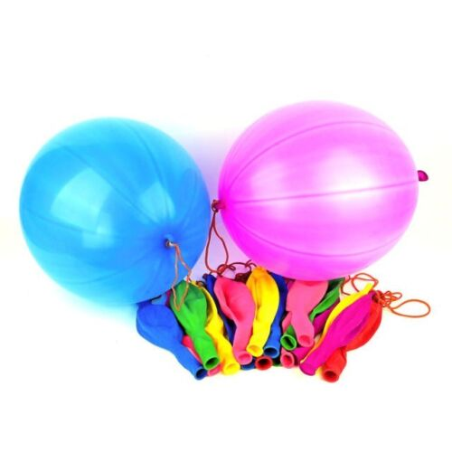 3 x LARGE PUNCH BALL BALLOONS KIDS CHILDREN/'S BIRTHDAY GIFTS PARTY BAGS LOOT