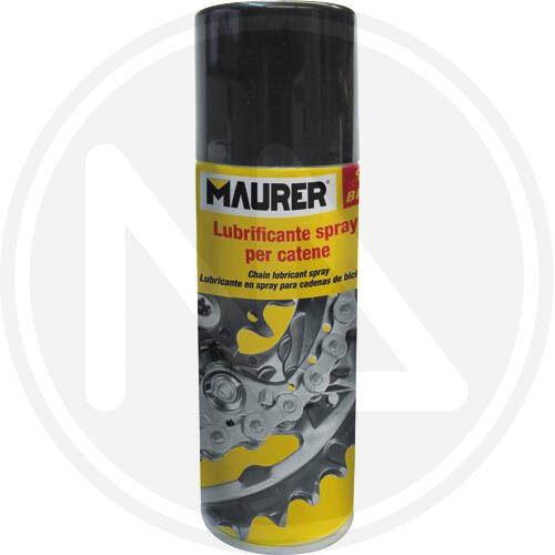 lubrificante spray bici catene mountain bike cuscinetti disincrostan 200ml 96899