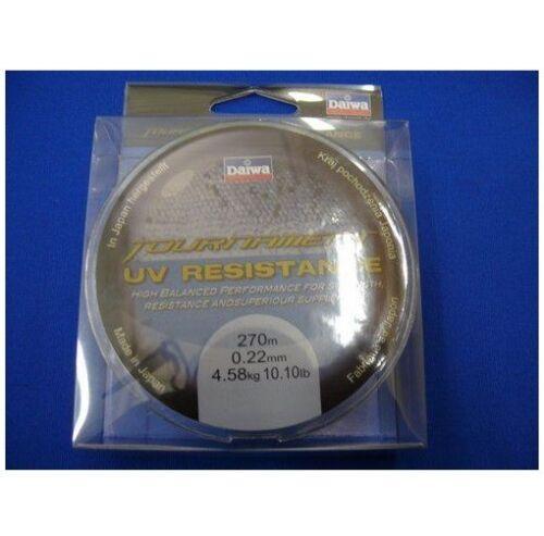 Daiwa Tournament UV resistant Schnur 0,28mm 7,24Kg 270m Monofilschnur Angeln