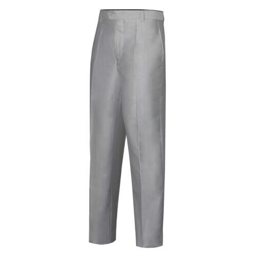 Pantaloni Uomo Formali Smart Casual Ufficio Lavoro Tuta Abito Pantaloni Tutte Le Taglie