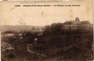 CPA-Champlitte-Le-Chateau-et-ses-environs-636379