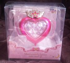 Official Sailor Moon Miniaturely Tablet 3 Chibimoon Crisis Compact