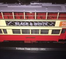 RARE ATLAS EDITIONS 1/76 CLASSIC FELTHAM TRAM MODEL BUS.