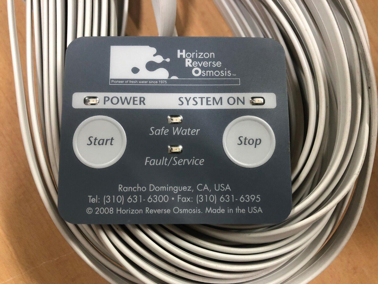 Horizon Reverse Osmosis (HRO) Seafari Compact Remote Control - H2606210005