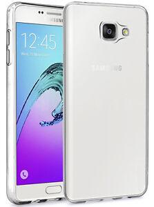 Samsung-Galaxy-A3-2016-Etui-Housse-de-protection-Silicone-TPU-Gel