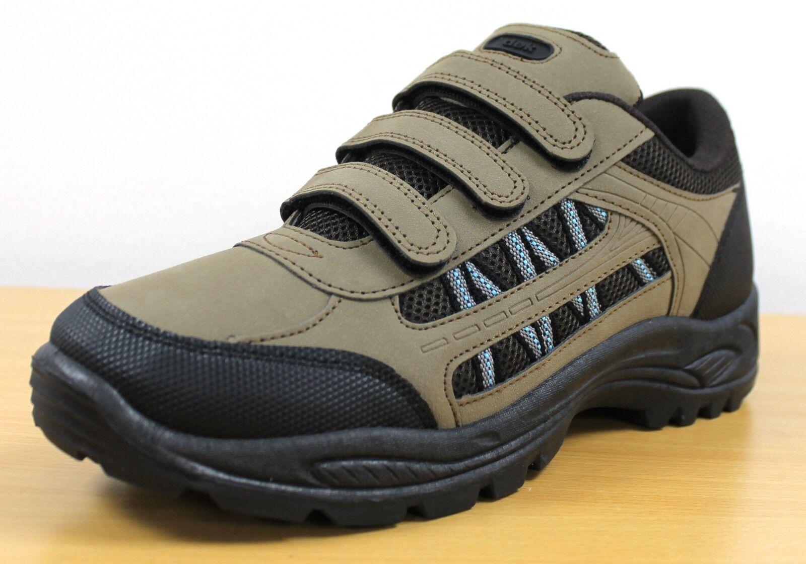 DEK Ascend Trek /& Trail Touch Fasten Shoes