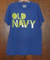 Nwt– Old Navy Blue T-shirt- Xl