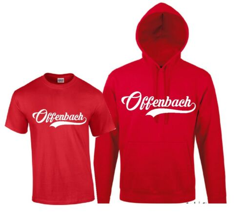 Kapu Sweat Shirt T-Shirt // Kapuzensweat Offenbach Ultra Hoodie Trikot Hoody